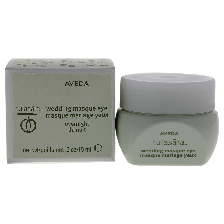 Aveda Tulasara Wedding Masque Eye Overnight for Women, 0.5 Ounce