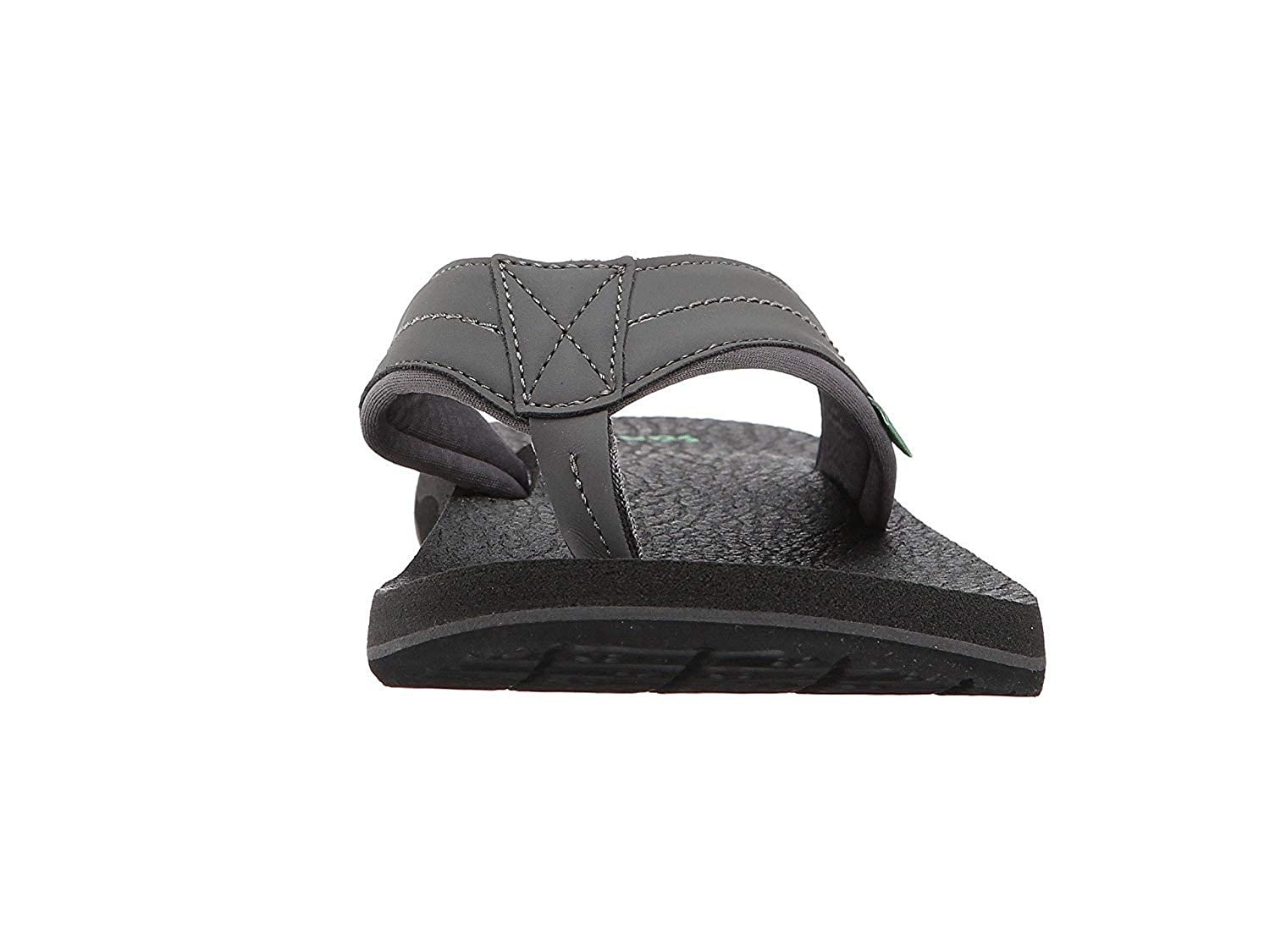 Sanuk Womens Yoga Mat Wedge Flip-Flop (46 M EU / 13 D(M) US ...