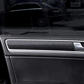 Accesorios de la guarnición de la cubierta del panel de la puerta interior del coche de