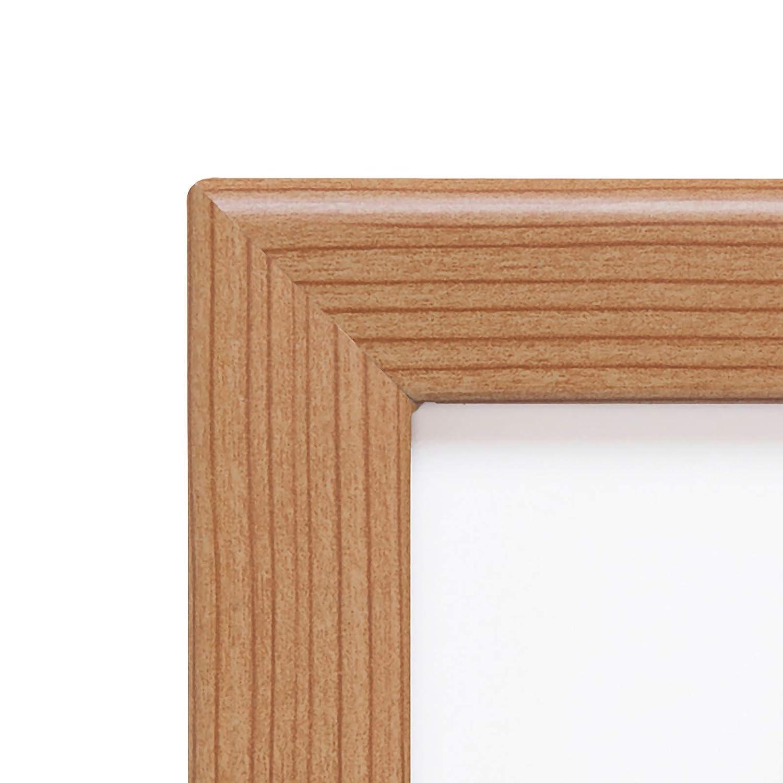 Poster Rahmen 27,9 x 43,2 cm, 3 cm snapezo Profil, Frontlader ...