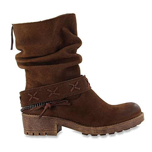 ae04c5f38977 Coolway New Women s Angus Boot Brown 36