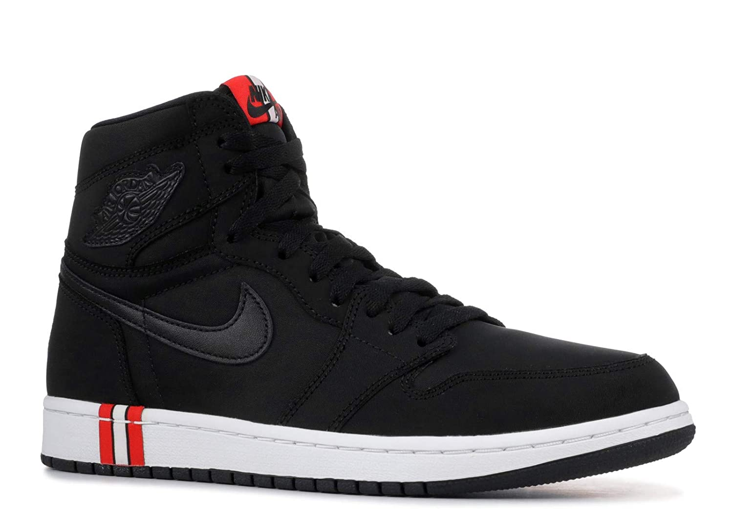 Image of Basketball AIR JORDAN 1 PSG 'Paris Saint German' - Ar3254-001 - Size