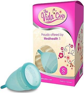 Copa menstrual que supera todas las copas menstruales, no deje que su período lo controle, tampones y almohadilla alternativos para un mejor ciclo ...