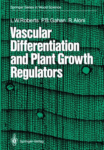 Vascular Differentiation and Plant Growth Regulators (Springer Series in Wood Science) (Plant Growth Regulators In Agriculture And Horticulture)