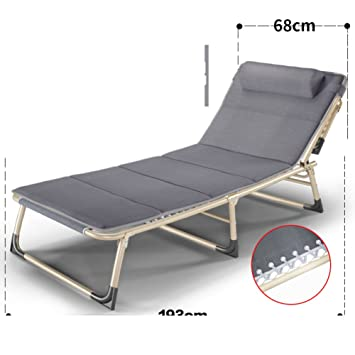 Tremendous Jkapwqoiluxhwtx Folding Bed Single Bed Nap Bed Lounge Chairs Dailytribune Chair Design For Home Dailytribuneorg
