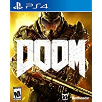 Doom for PS4, PC or Xbox One