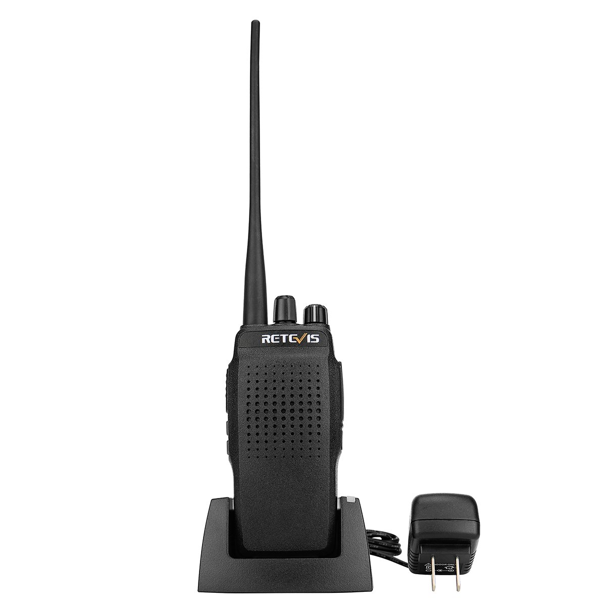 Retevis RT26 Two Way Radio 10W UHF 400-470MHz 3000mAh High Power VOX Scan FM Walkie Talkies