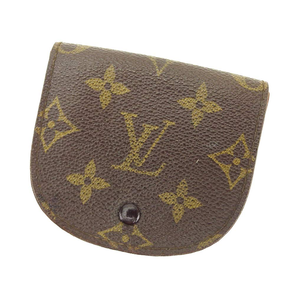 [ルイ ヴィトン] Louis Vuitton コインケース 小銭入れ レディース メンズ ポルトモネグセ M61970 モノグラム 中古 T8855   B07NRYTSN1