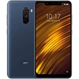 Poco F1 by Xiaomi  Steel Blue, 6 GB RAM, 64 GB Storage
