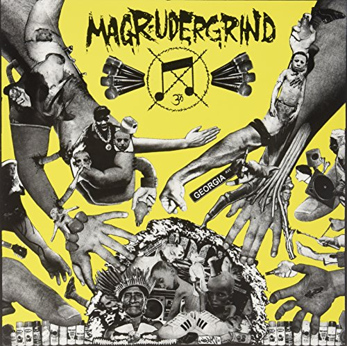 Price comparison product image Magrudergrind [Vinyl]