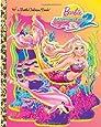 Barbie in a Mermaid Tale 2 Little Golden Book (Barbie)