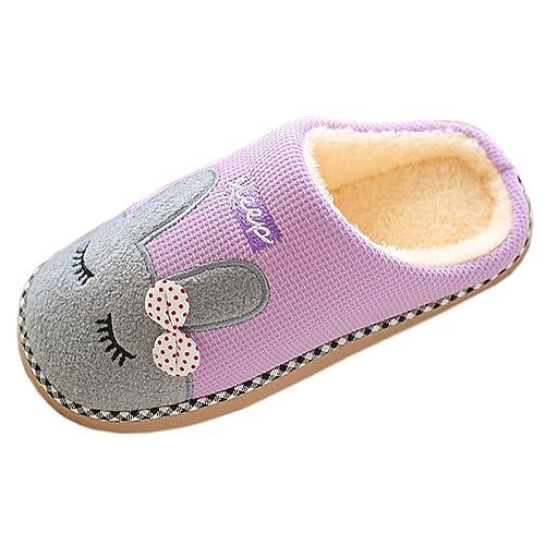 c6696cfa uirend Zapatos Zapatillas Mujer - Otoño Invierno Zapatillas Interior Casa  Caliente Slippers Suave Algodón Zapatilla Mujer Zapatos Calzado: Amazon.es:  ...