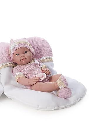 Amazon.es: Muñeco 37 cm Baby Recién Nacido Star Estuche: Juguetes y ...