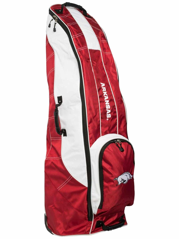 Arkansas RazorbacksチームゴルフレッドゴルフクラブWheeled Luggage Travel Bag B01MSLJA7I