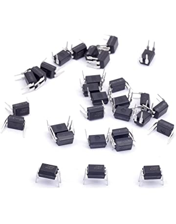 Vishay 4/strass Optocoupleur 5.3/KV 1 DIP Transistor O//P