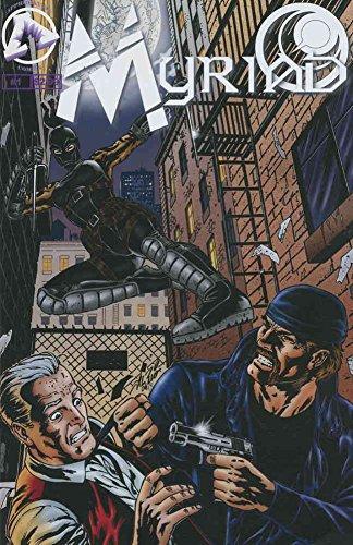 Myriad #1 VF/NM ; Approbation comic book