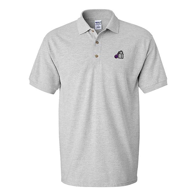 Amazon.com: Speedy Pros Polo camisa candado Llavero ...