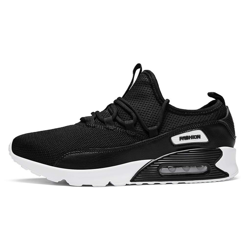 Sodef Mens Breathable Fashion Shock Absorbing Running Shoes