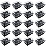 Auntwhale 20 Pack Seed Tray Seedling Starter Trays Plant Grow Starting Germination Kit Greenhouse Grow Trays Plant Tags for Seedling, Flower, Garden