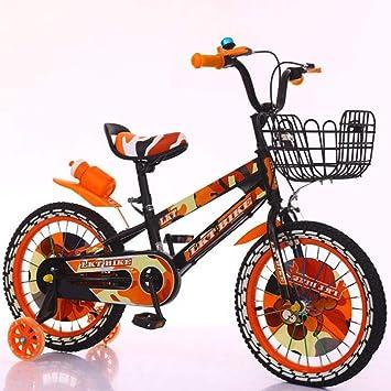 Bicicleta infantil original de 12-16 pulgadas para niños, bicicletas, bicicletas de juguete