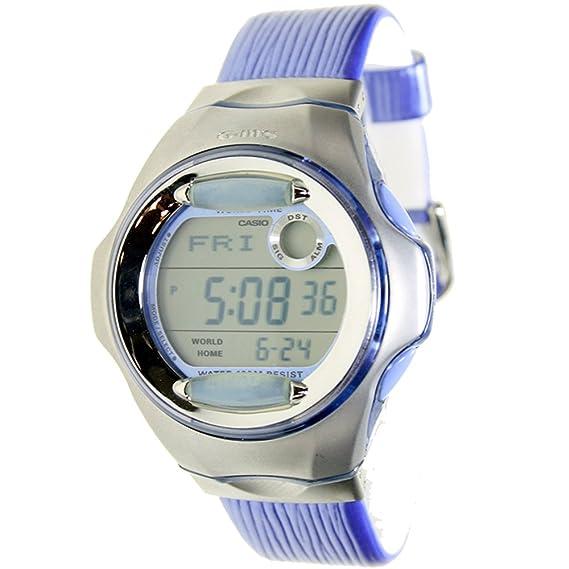 02387 | Reloj Casio Msg-140L-6V Baby-G Gms Cadete 100M: Amazon.es: Relojes