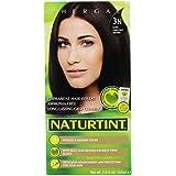 Naturtint Permanent Hair Color 3N Dark Chestnut Brown (Pack of 1), Ammonia Free, Vegan, Cruelty Free, up to 100% Gray…