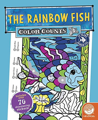 Rainbow Fish Color Counts Jr