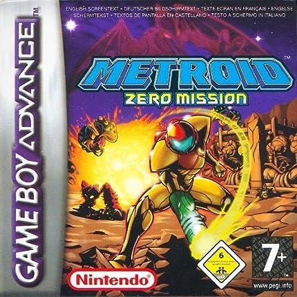 Amazon.com: Metroid: Zero Mission: Artist Not Provided ...