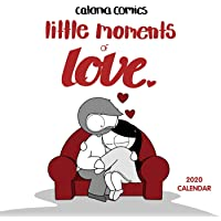 Catana Comics Little Moments of Love 2020 Square Wall Calendar