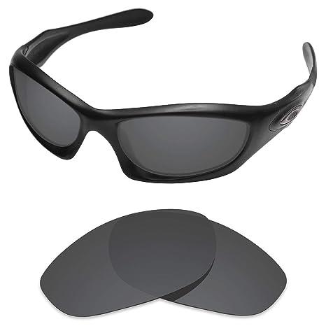 52864974b0 Sunglasses Restorer Cristales Polarizados de Recambio Black Iridium para  Oakley Monster Dog: Amazon.es: Ropa y accesorios