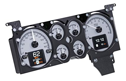 chevy gauge clusters