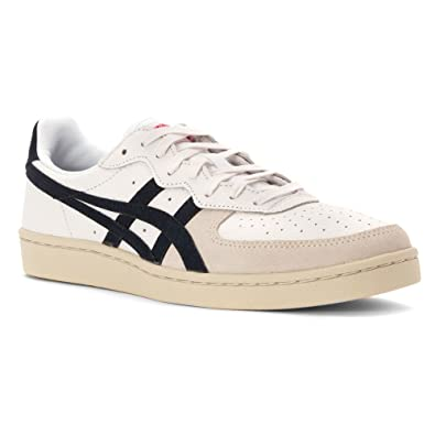 the latest 63790 62b3f Onitsuka Tiger GSM Fashion Sneaker, White/Navy, ((Womens 10, Mens 8.5) M US