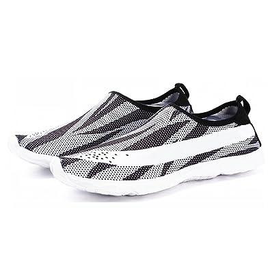 Keephen Chaussures Pieds Nus, Hommes Femmes Sèches-Aqua Chaussettes - Yoga  Surf Beach Surf e501068b6b4a