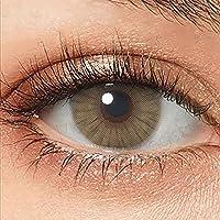 Gekleurde contactlenzen Zeer ondoorzichtige natuurlijke siliconen comfortlenzen - Damesmeisje make-up Cosplay cadeau…