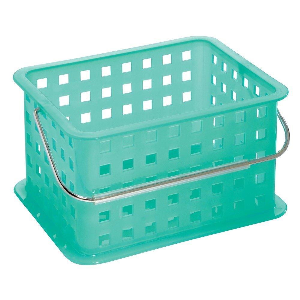 Amazon.com: InterDesign Spa Basket, Small, Aruba: Home & Kitchen