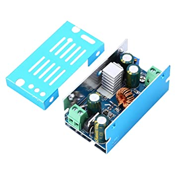 Generic 15A DC-DC 8-60V 48V TO 1-36V 5V 12V 24V 19V Buck Converter Step-down Power Adjustable Voltage Module Car & Vehicle Electronics (Electronics) at amazon