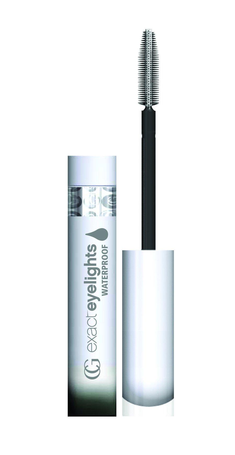 COVERGIRL Exact Eyelights Waterproof Mascara Black Pearl for Brown Eyes 730, .24 oz by COVERGIRL