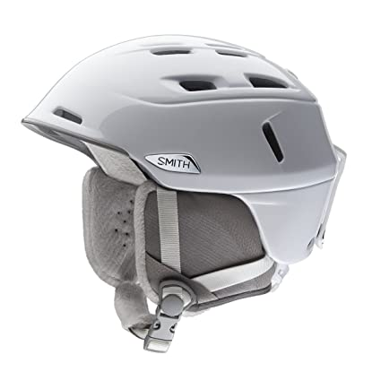 d7c20ed202002 Smith Optics Womens Adult Compass Snow Sports Helmet with Asian Fit- White
