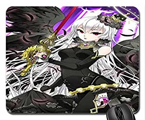 Dark Angel Mouse Pad, Mousepad (10.2 x 8.3 x 0.12 inches)