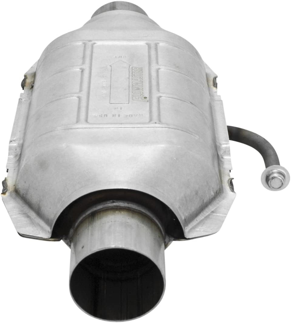 Flowmaster 2500225 250 Series 2.5 Inlet//Outlet Universal Catalytic Converter
