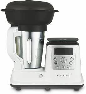 Robot de cocina Multi Función Thermo Cooker 13 programas 1350 W ...