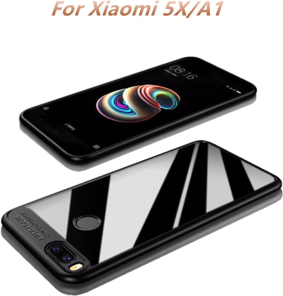 Funda para Xiaomi Mi A1/5X, Joyguard Híbrido Rígido Plástico + ...