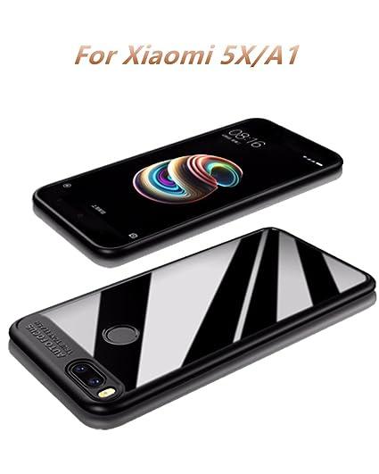 Funda Xiaomi Mi A1/5X, Joyguard Híbrido Rígido Plástico + Suave TPU Protector