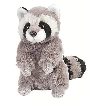 Wild Republic Cuddlekins Mini Raccoon (8-inch): Garden & Outdoor