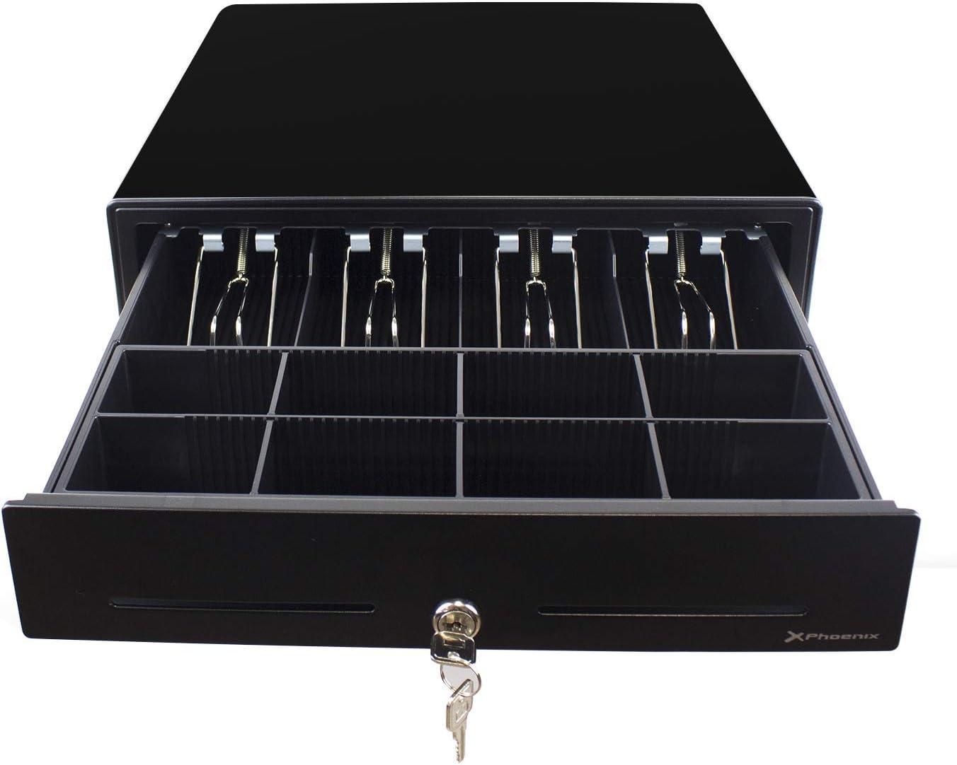 CAJONES PHOENIX TECHNOLOGIES (Negro, 41 X 42cm)