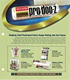 Wooster Brush RR723-9 Pro/Doo-Z Roller Cover 3/8-Inch Nap, 9-Inch