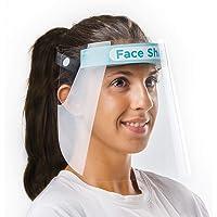 Pantalla Protección Facial Sonaprotec - Protector Facial Antivaho. Talla Niños y Adultos. Visera Protectora para la Cara…