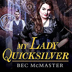 My Lady Quicksilver Audiobook