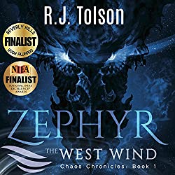 Zephyr the West Wind: A Tale of the Passion & Adventure Within Us All