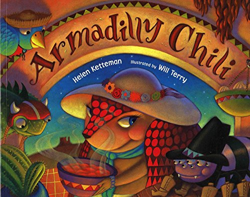 Armadilly Chili (Albert Whitman Prairie Books (Paperback))